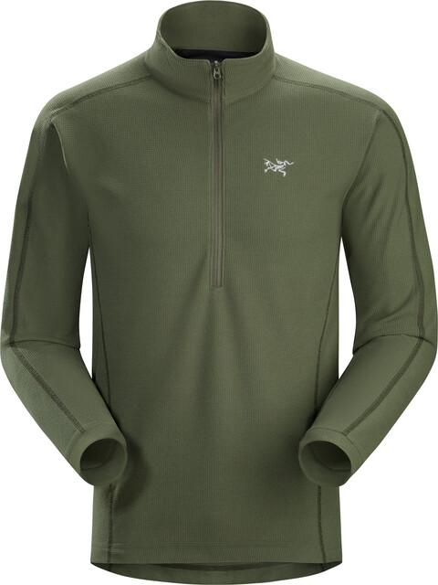 Arc'teryx M's Delta LT Zip Shirt Gwaii